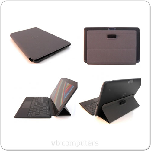original dell venue slim tastatur keyboard und folioh lle. Black Bedroom Furniture Sets. Home Design Ideas