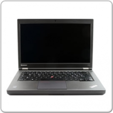 Lenovo ThinkPad T440p, Intel Core i5-4300M, 2.6GHz, 4GB, 256GB SSD