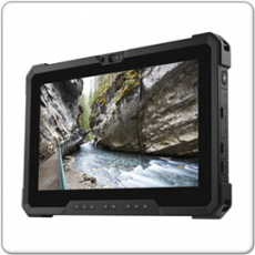 DELL Latitude 7220 Rugged Extreme Tablet, Core i5-8365U - 1.6GHz, 8GB, 512GB SSD