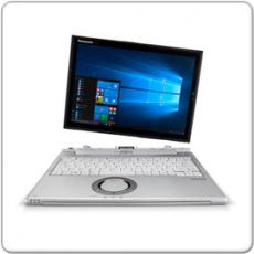 Panasonic Toughbook CF-XZ6, Intel Core i5-7300U - 2.6GHz, 8GB, 256GB SSD