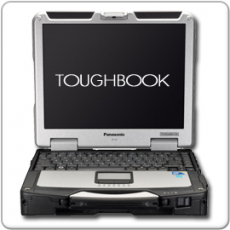 Panasonic Toughbook CF-31 - MK3, Core i5-3320M - 2.6GHz, 8GB, 500GB