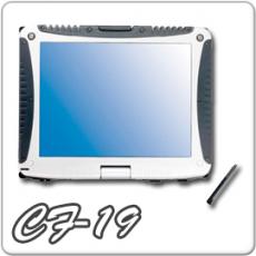 Touchscreen Reparatur für Panasonic Toughbook CF-19
