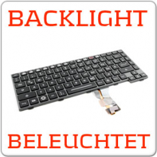 Panasonic Toughbook CF-30, CF-31, CF-53 beleuchtete QWERTZ Tastatur