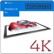 Panasonic ToughPad FZ-Y1, Intel Core i5-5300U, 2.3GHz, 8GB, 256GB SSD