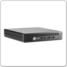 HP ProDesk 400 G2 Mini, Intel Core i5-6500T - 2.5GHz, 8GB, 500GB