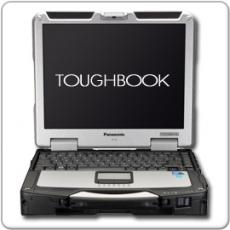 Panasonic Toughbook CF-31 - MK3, Core i5-3320M - 2.6GHz,8GB,256GB SSD