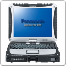 Panasonic Toughbook CF-18 - MK4, Intel Centrino 1.2GHz, 1GB, 60GB