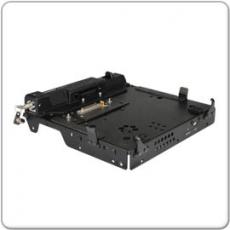 Panasonic Toughbook CF-19 CF-WEB194B Port Replicator Car Mounter mit Schlüßel