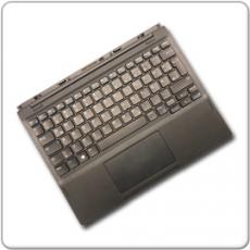 Dell K17M beleuchtete Tastatur für Latitude 12 - 7285 DEUTSCH QWERTZ