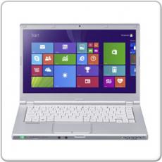 Panasonic Toughbook CF-LX3, Core i5-4310U, 2.0GHz, 12GB, 128GB SSD