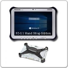 Panasonic Toughpad FZ-G1 - MK1, Core i5-3437U, 1.9GHz, 8GB, 128GB SSD