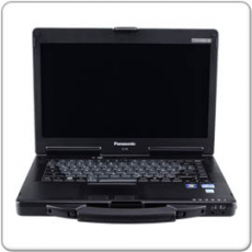 Panasonic Toughbook CF-53 - MK3, Core i5-3340M - 2.7GHz,8GB,256GB SSD