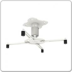 SmartMetals Zimmerdecke Projektorhalterung Beamer Deckenhalterung 13cm