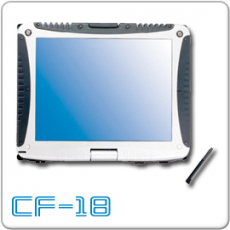 Touchscreen Reparatur für Panasonic Toughbook CF-18