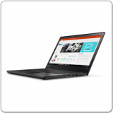 Lenovo ThinkPad T470, Intel Core i3-7100U - 2.4GHz, 8GB, 128GB SSD