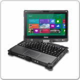 Getac V110 G3 Fully Rugged, Intel Core i5-6300U, 2.4GHz, 8GB, 256GB SSD