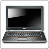 DELL Latitude E6420, Intel Core i7-2620M - 2.7GHz, 4GB, 320GB