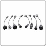 LKW Kabelset OBD Diagnoseadapter Set Diagnose Adapter 8 teilig *NEU*