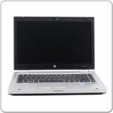 HP EliteBook 8460p, Intel Core i5-2520M - 2.5GHz, 4GB, 250GB