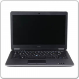 DELL Latitude E7440, Core i5-4300U, 1.9GHz, 8GB, 128GB SSD
