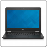 DELL Latitude E7270, Intel Core i5-6300U, 2.4GHz, 8GB, 256GB SSD