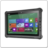 Getac F110 Fully Rugged Tablet, Intel Core i5-4300U, 1.9GHz, 4GB, 128GB SSD