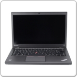 Lenovo ThinkPad T440s, Intel Core i7-4600U, 2.1GHz, 8GB, 256GB SSD