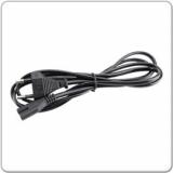2-polig Stromkabel Netzkabel AC Kabel Kaltgerätekabel mit EU-Stecker *NEU*