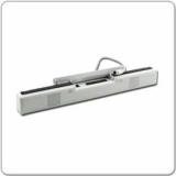NEC MultiSync sound bar 70 Lautsprecher Weiß für NEC MultiSync LCD