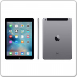 Apple iPad Air Space Grau, A7 Chip, 1GB, 16GB SSD