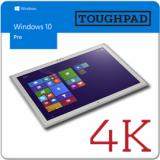 Panasonic ToughPad UT-MB5, Intel Core i5-3437U, 1.9GHz, 8GB, 512GB SSD