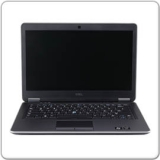 DELL Latitude E7440, Intel Core i7-4600U, 2.1GHz, 16GB, 256GB SSD