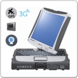 Panasonic Toughbook CF-19 MK5, Core i5-2520M - 2.5GHz, 8GB, 128GB SSD