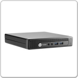 HP ProDesk 400 G2 Mini, Intel Core i5-6500T - 2.5GHz, 8GB, 500GB