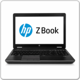 HP ZBook 15, Intel Core i7-4900MQ - 2.8GHz, 16GB, 500GB