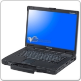 Panasonic Toughbook CF-52 - MK1, Core 2 Duo T7100, 1.8GHz, 1GB, 80GB