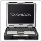 Panasonic Toughbook CF-31 - MK1 HIGH, Core i5-540M - 2.53GHz,4GB,250GB