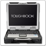 Panasonic Toughbook CF-31 - MK1 HIGH, Core i5-540M - 2.53GHz,4GB,250GB