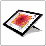 Microsoft Surface Pro 3 Tablet, Core i7-4650U - 1.7GHz, 4GB, 256GB SSD