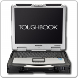 Panasonic Toughbook CF-31 - MK3, Core i5-3320M - 2.6GHz,8GB,256GB SSD