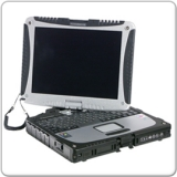 Panasonic Toughbook CF-18, Centrino 1.1GHz, 768MB, 40GB