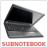 Lenovo ThinkPad X230, Intel Core i5-3320M, 2.6GHz, 4GB, 500GB