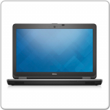 DELL Latitude E6540, Intel Core i7-4800MQ, 2.7GHz, 16GB, 256GB SSD