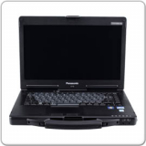 Panasonic Toughbook CF-53 - MK4, Core i5-4310U 2.0GHz, 8GB, 480GB SSD