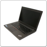 Lenovo ThinkPad T460, Intel Core i5-6300U - 2.4GHz, 8GB, 256GB SSD