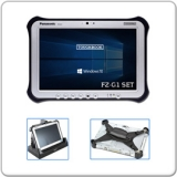 Panasonic Toughpad FZ-G1 - MK4, Core i5-6300U, 2.4GHz, 8GB, 128GB SSD