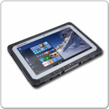 Panasonic Toughbook CF-20 Tablet-PC, Core m5-6Y57 vPro,1.1GHz - 2.8GHz