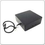 Dell K16A Thunderbolt USB-C Dock mit 240Watt Netzteil und Stromkabel