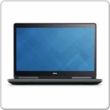 DELL Precision 7710, Intel Core i7-6820HQ - 2.7GHz, 32GB, 512GB SSD