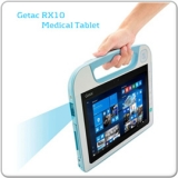 Getac RX10 Medical Tablet, Intel Core M-5Y10c - 2 x 800 MHz bis 2GHz